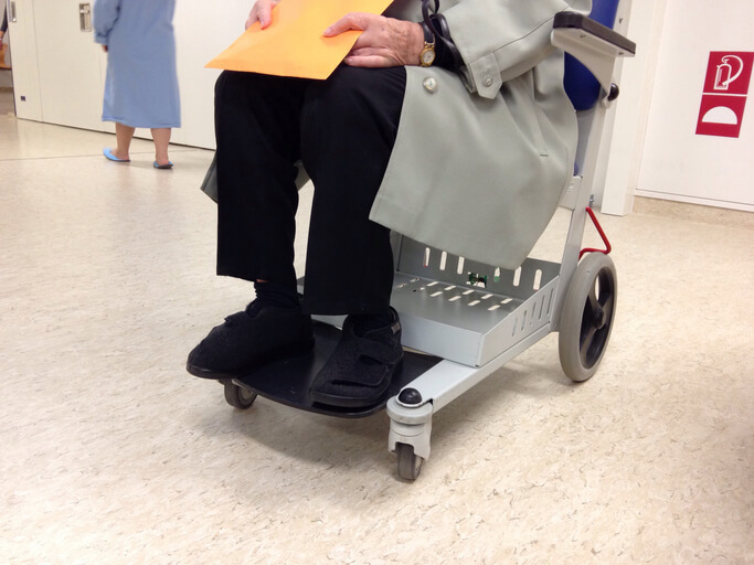 healthcare assistance for disabled Americans