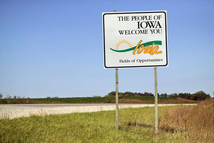 Iowa disability